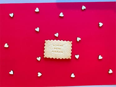 mariage biscuit personnalise cadeau